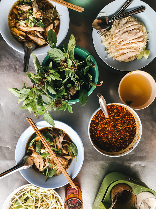 Asian Style Soup 101