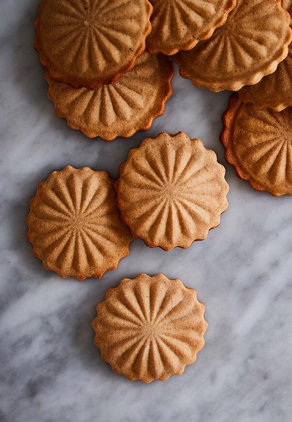 Petits biscuits épicés
